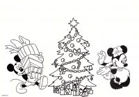 Christmas Tree Coloring Pages With Charlie Brown