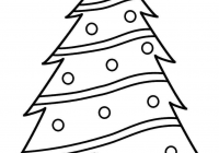 Christmas Tree Coloring Pictures With Page Throughout Napisy Me