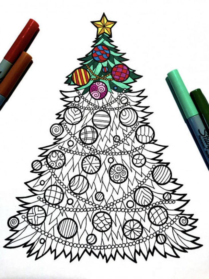 Permalink to Understanding The Background Of Christmas Ornament Coloring Pages Pdf