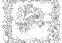 Christmas Village Coloring Book With Pin By Charlean Starr On To Color Pinterest Adult