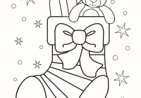 Christmas Words Coloring Pages With 25 Fresh Merry DEVSQ Net