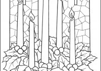Christmas Wreath Coloring Pages For Adults With Unique Advent Sheet Gallery