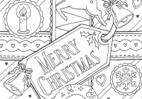Christmas Wreath Coloring Pages With Page Of Manger Scene Lovely Wreaths