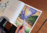 Christopher Paolini Colors a Page in His New Book | THE OFFICIAL ..