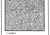 Color by Letter Christmas Coloring Pages Awesome Difficult Color by ..