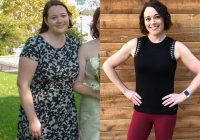 Colored Christmas Karla Winfrey With Half Their Size How Jazzercise Helped This Woman Lose 77 Lbs