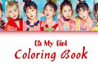 Colorful Coloring Book Lyrics Photos Framing Coloring Pages My ..