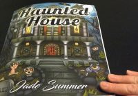 coloring book flip through – Haunted House by Jade Summer – YouTube – jade summer coloring book