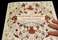 coloring book flip through – The Flower Fairies Colouring Book by ..