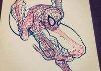 Coloring Book Pictures Colored With X-Ray Skeletons – Geekologie – x-ray coloring book