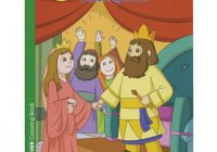 Coloring Book – Queen Esther-www.homesew