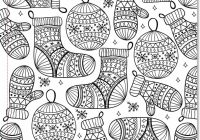coloring page ~ Christmas Coloring Pagese Pdf Vector Eps Jpeg Format ..