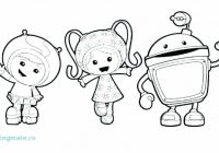 Coloring Pages Team Best Bot Umizoomi Christmas Page P – precent