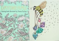Daydreams Coloring Book (Dagdrömmar)– A Review | Colouring In The ..