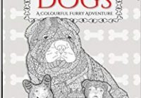 Decorative Dogs: Adult Colouring Book: A Colourful Furry Adventure ..