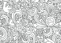 Difficult Coloring Pages Free Free Printable Difficult Coloring ..