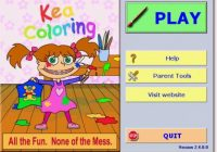 Download Kea Coloring Book free — NetworkIce
