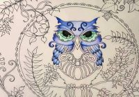 Enchanted Forest Coloring Book | Owl Part 19 – YouTube – enchanted forest coloring book