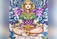 Euphoria Eirene by Nicholas F. Chandrawienata | Coloring Book in ..