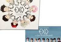 EXO – Coloring Book, EXO A DAY IN EXOPLANET | AmazingSean – exo coloring book