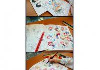 EXO Coloring Book, EXO A DAY IN EXOPLANET COLORING BOOK, The daily ..