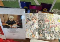 EXO Colouring Book – Goyangi Korea  – nct coloring book