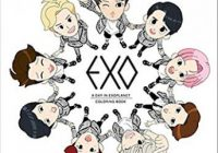 EXO – EXO : A Day in EXOPLANET : Coloring Book – Amazon