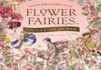 Fairy coloring book   Etsy – flower fairies coloring book