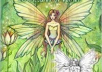Fairy Coloring Book in Grayscale – Adult Coloring Book by Molly ..