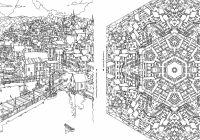 Fantastic Cities: A Coloring Book of Amazing Places Real and ..