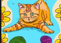 Farting Animals Coloring Book: A Cute and Funny Coloring Book (Diary ..