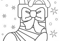 FREE Christmas Coloring Pages for Adults and Kids – Happiness is ..