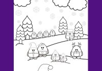 Free Christmas Colouring Pages Uk With Printable Coloring Page