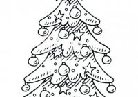 Free Christmas Ornament Coloring Pages Tree Ornaments Coloring Pages ..