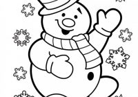 Free, Printable Christmas Coloring Pages for Kids – christmas coloring book