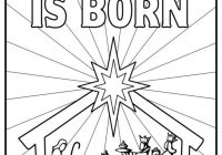 Free Printable Nativity Coloring Pages for Kids – Best Coloring ..