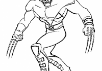 Free Printable X Men Coloring Pages For Kids | Comic Book Coloring ..