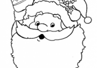Free Toddler Christmas Coloring Pages | Sketch-drawings! | Printable ..