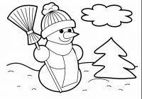 Free Vintage Christmas Coloring Pages With Modern Design December Superb