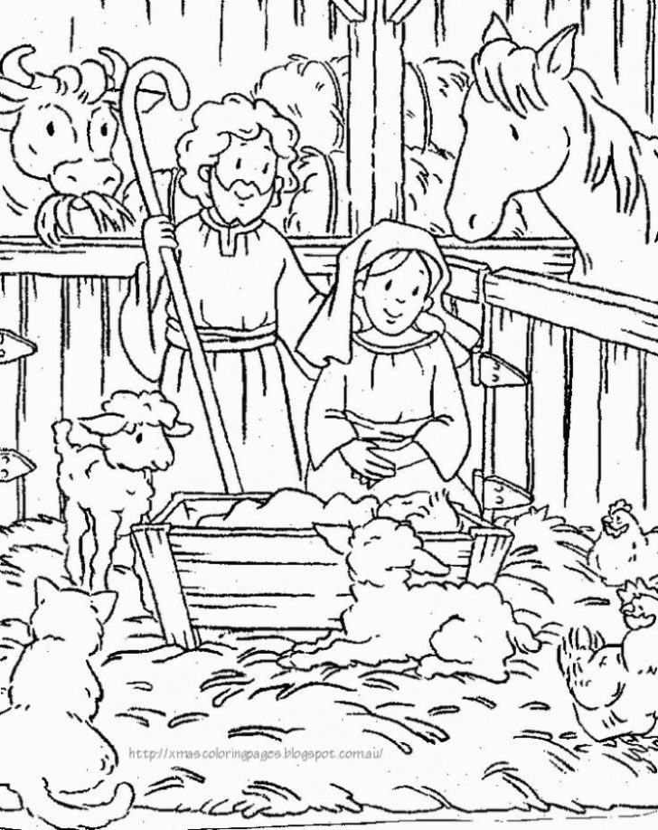 Permalink to Why Is Printable Christmas Jesus Coloring Pages So Famous?