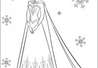 Frozen coloring pages on Coloring-Book