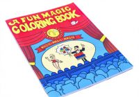 Fun Magic Coloring Book Easy and Colorful big one magic trick ..