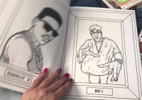 Gangsta Rap Coloring Book by Aye Jay – YouTube – gangsta rap coloring book