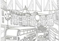 GRACE LONDON [MADE IN KOREA] Coloring Book For Children Adult ..
