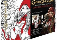 Grimm Fairy Tales Coloring Book Box Set Joe Brusha – grimm fairy tales coloring book box set