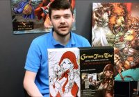 Grimm Fairy Tales Coloring Book Boxed Set Kickstarter Announcement ..