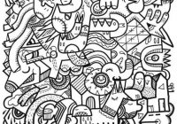 Hard Coloring Pages Inspirational Christmas Coloring Pages Hard ..