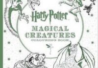 Harry Potter Magical Creatures Colouring Book Download (Read online ..