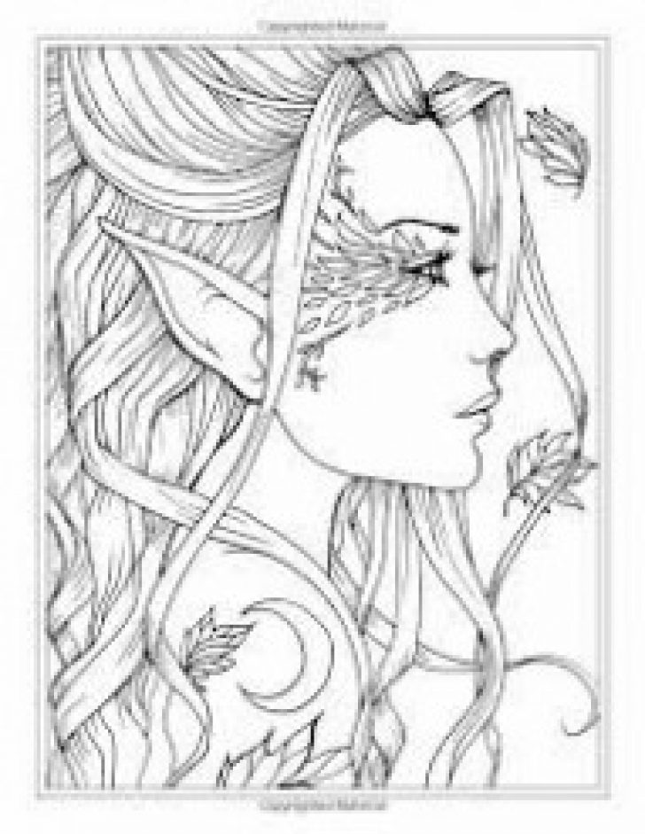 Jade Summer Fairies Coloring Book Chrismast And New Year