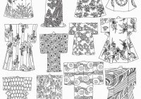 Japanese Coloring Book | Coloring Pages in 15 | Pinterest ..